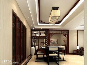现代美式别墅风格客厅图片