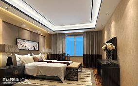 新房卧室效果图
