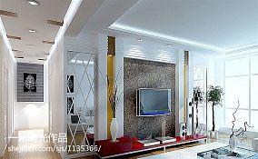日式清新风格客厅设计图