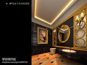 2015简约三室一厅室内设计图片