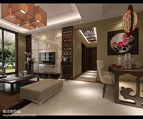 精选美容院装饰设计效果图片