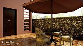 新中式红木床