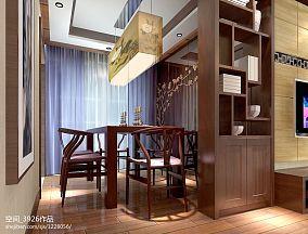 2015精选家装60平米宜家风格公寓效果图片