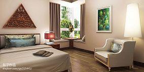 现代45平方两室一厅图片