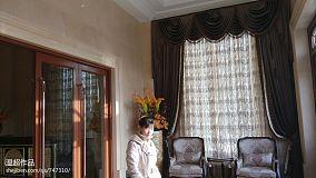 原木色欧式白色家具衣柜效果图