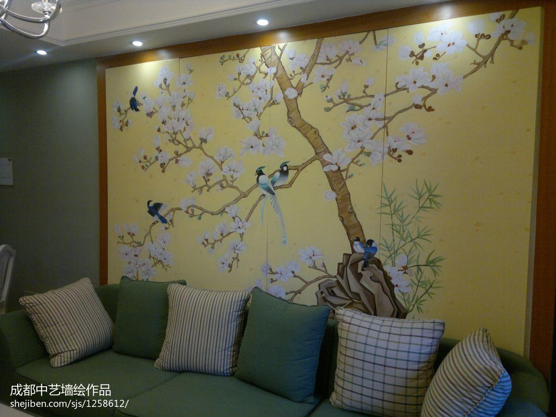 优雅20平现代别墅客厅实拍图客厅现代简约客厅设计图片赏析