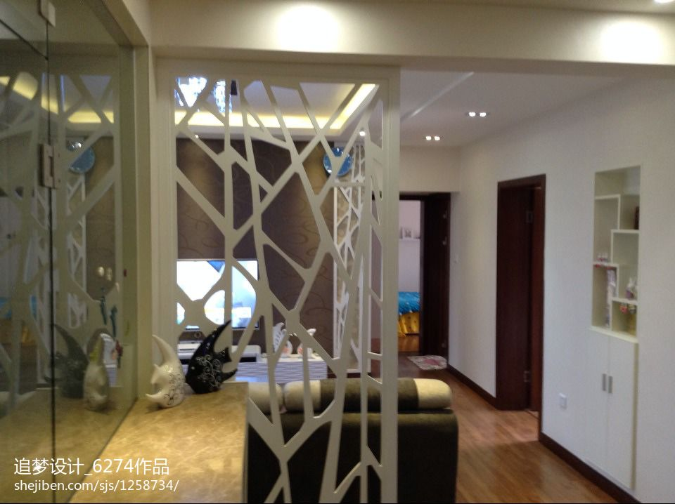北回归线客厅现代简约客厅设计图片赏析