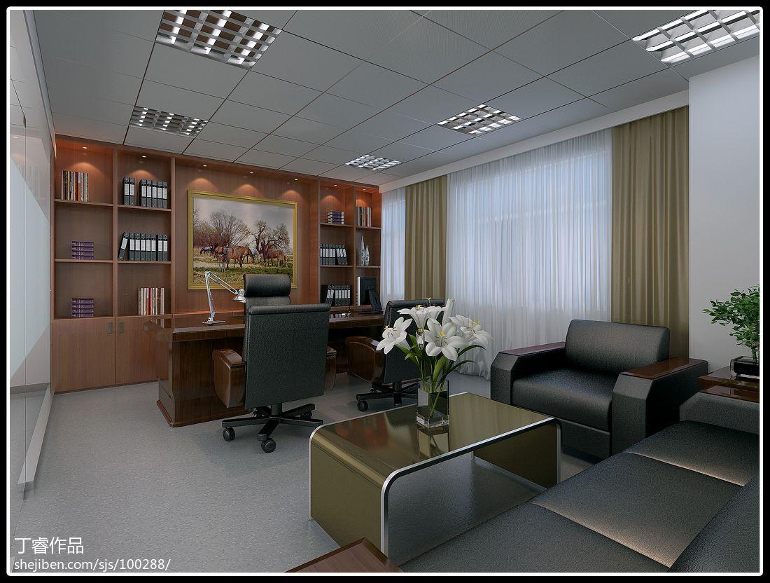 苏州胜浦某机电有限公司办公空间设计图片赏析