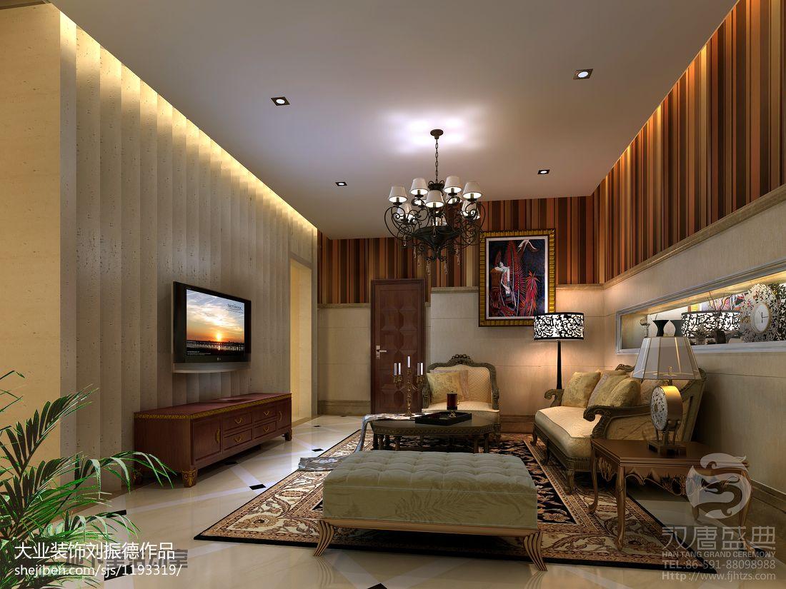 轻奢483平欧式别墅装潢图功能区欧式豪华功能区设计图片赏析