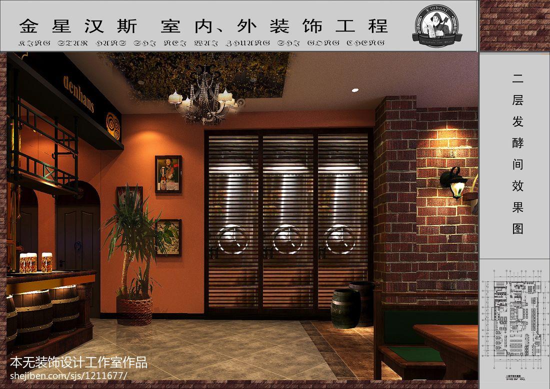 金星汉斯烤肉餐饮店餐饮空间其他设计图片赏析