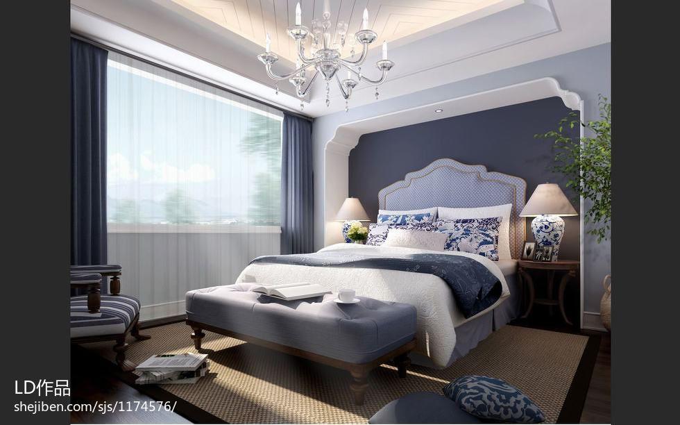 简洁30平混搭小户型卧室装饰美图卧室潮流混搭卧室设计图片赏析