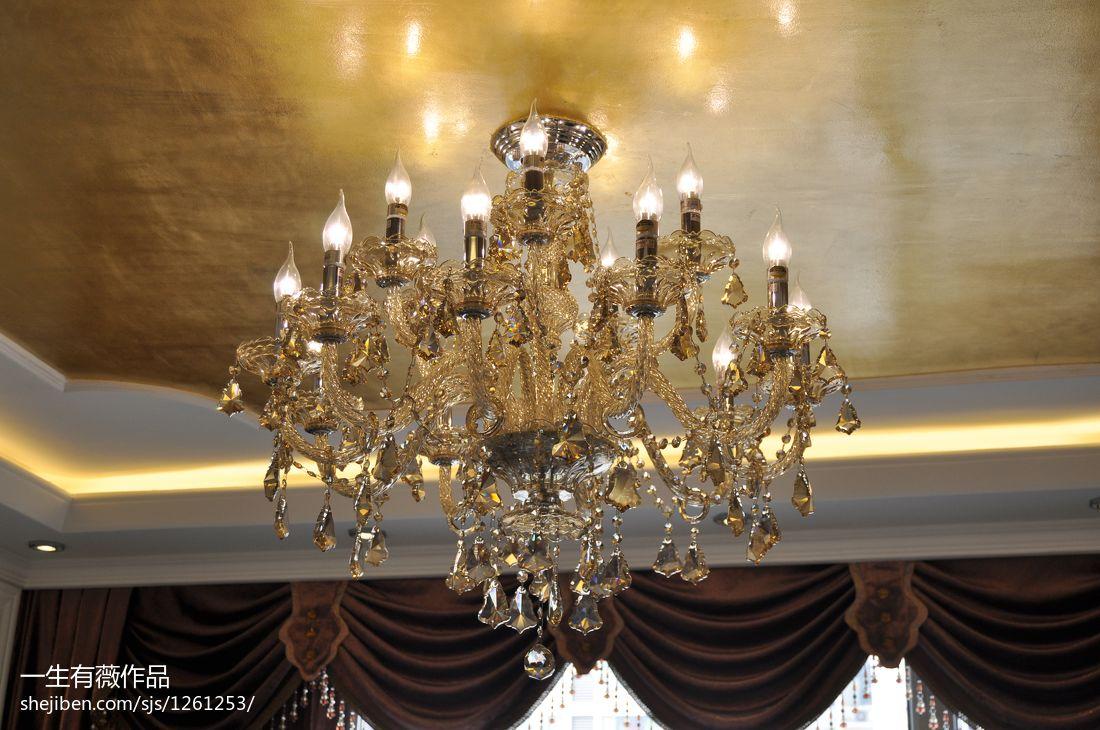 热门92平米三居客厅欧式装修设计效果图客厅欧式豪华客厅设计图片赏析