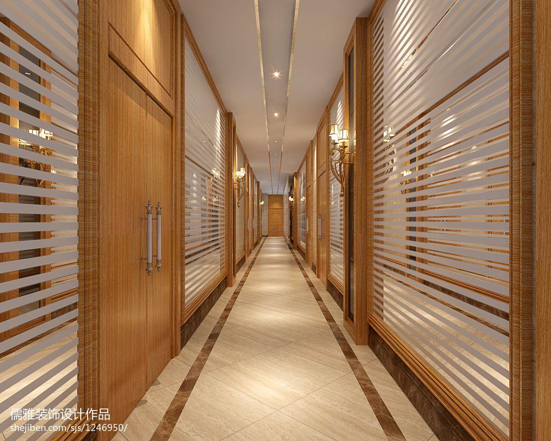 中山紫园电梯大堂售楼中心其他设计图片赏析