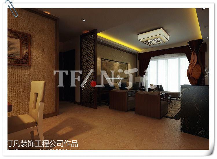 精致127平现代三居客厅实景图片客厅现代简约客厅设计图片赏析