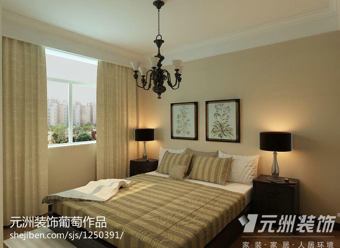 大气79平欧式复式卧室装修美图卧室欧式豪华卧室设计图片赏析