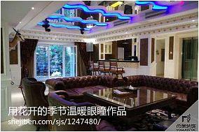 现代90平米三房两厅图片