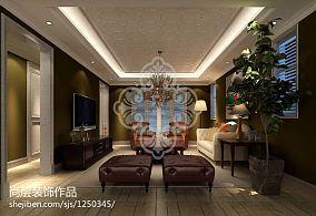 现代中式餐馆餐饮装修设计