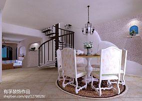 精美美式三居休闲区装修效果图片