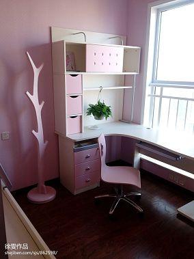 现代风格办公书柜效果图