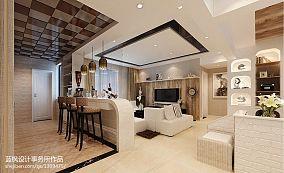 热门90平方三居厨房混搭装修设计效果图片欣赏