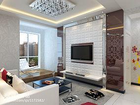 室内装修电视背景墙