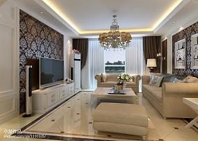 客厅屏风柜设计