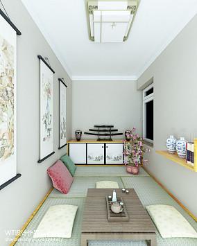 新古典小户型卧室设计效果图