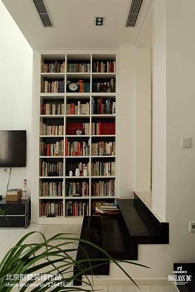 质朴256平别墅书房装修美图