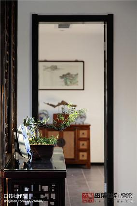 热门中式客厅实景图片大全