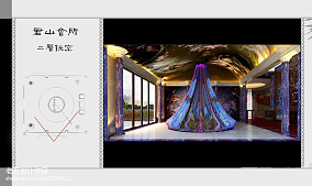 创意loft户型室内装修效果图大全2014图片