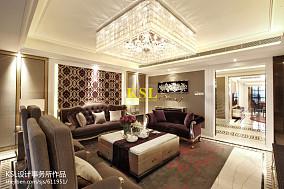精美欧式客厅装修设计效果图