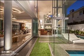 现代别墅欣赏图