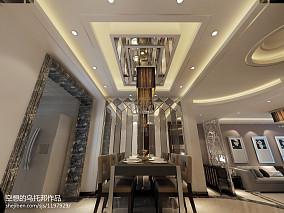 客餐厅吊顶图