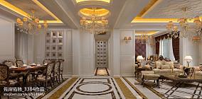 小清新文艺美式客厅