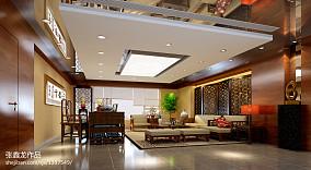 简约欧式别墅图客厅设计