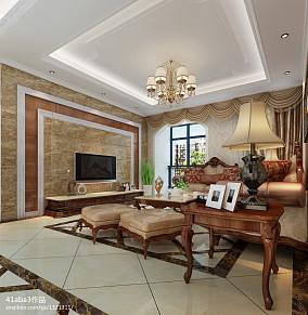 中式简装卧室