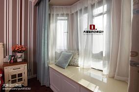 85平米二居卧室欧式效果图片大全