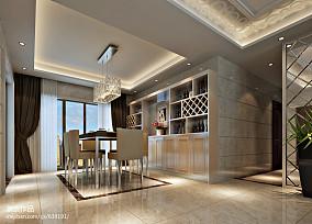 现代欧式风格卧室