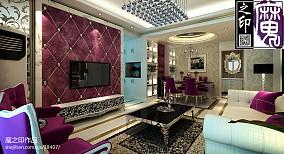 现代客厅沙发背景墙体绿化大全