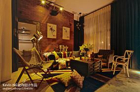 热门134平米欧式别墅客厅装修效果图151-200m²别墅豪宅欧式豪华家装装修案例效果图