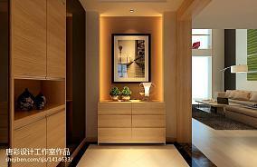现代简欧四居室设计