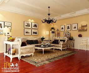 波普风格客厅设计