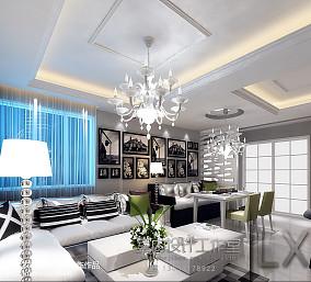 200平现代豪宅别墅图片