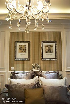 精选新古典卧室装修设计效果图片大全