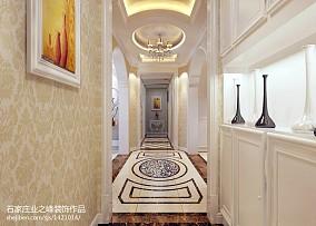 石家庄盛邦大都会130平米三居室简欧装修效果图_1215927