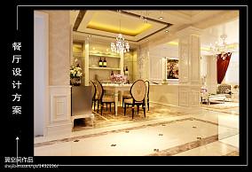 简装修餐厅图片