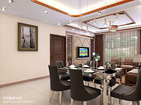 古典设计大厅灯效果图