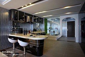 精选现代别墅厨房装修图片