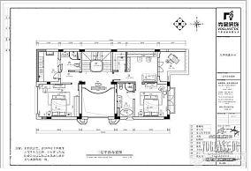 现代别墅家居装潢