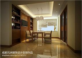 简易中式风格装修